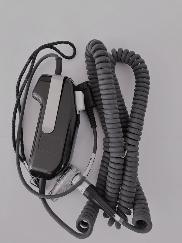 Plantronics PTT SHS 2195-02 with LEMO-2B